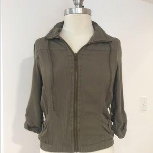 America Rag crop jacket